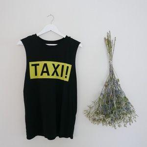 Tops - Taxi Tee